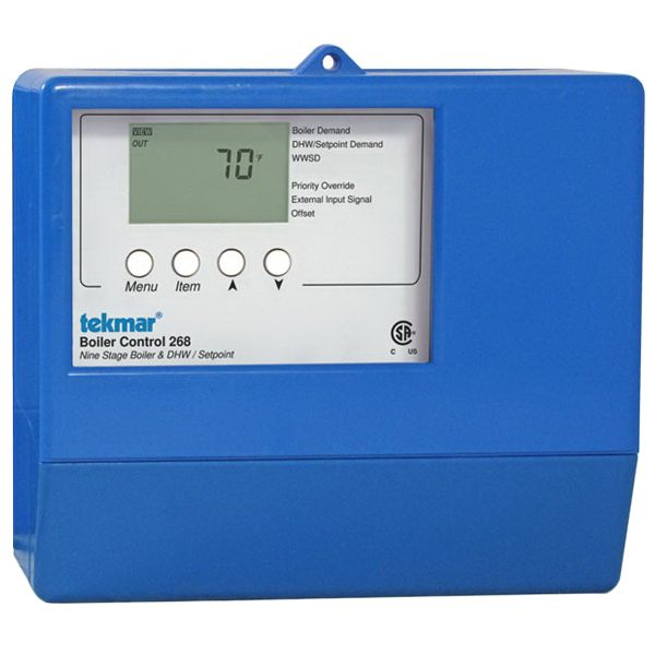 Tekmar Control Systems Classic Series 268 Boiler Control