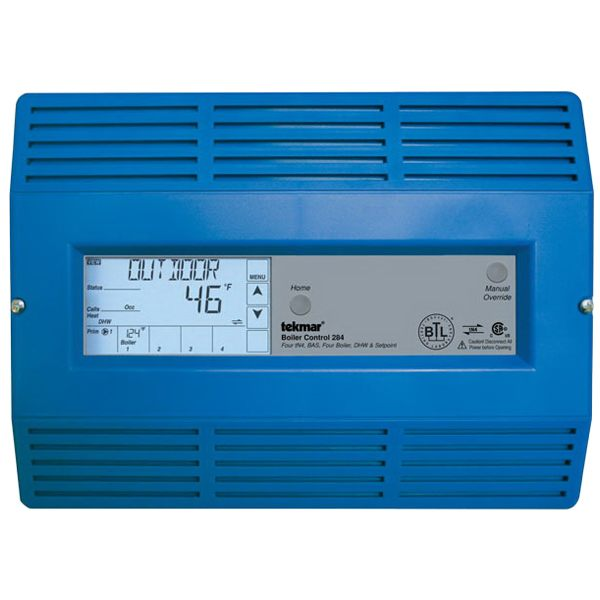Tekmar Control Systems Designer Series 284 Boiler Control