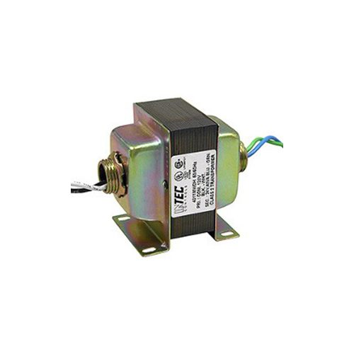 4011MWDH - INTEC Controls Control Transformer, Double Hub, 120-24VAC, 40VA