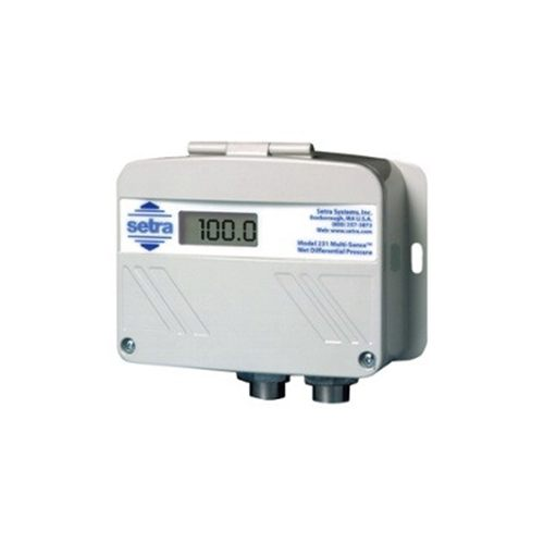 Setra Systems Multi-Sense 231GMS23VD Differential Pressure Transducer