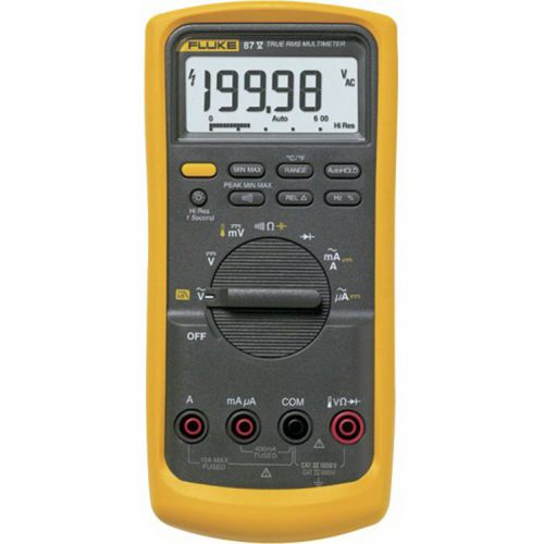 Fluke 80 Series V FLUKE-87-5 Digital Multimeter
