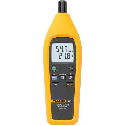 Fluke  FLUKE-971 Temperature Humidity Meter