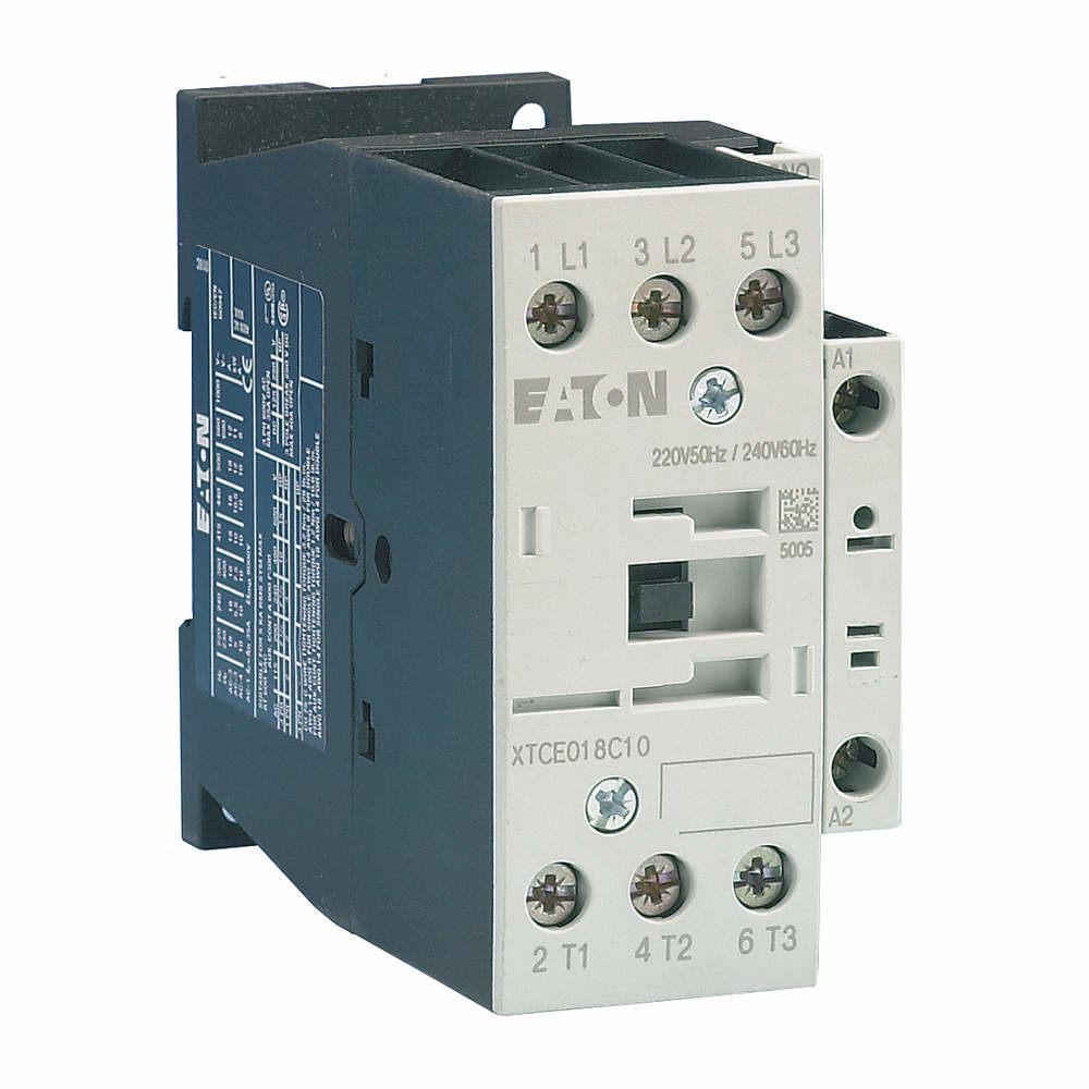 Cutler-Hammer, Eaton  XTCE018C10C Motor Controls