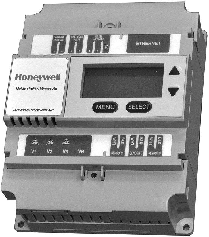 Honeywell H-D2 Din-Mon Detail