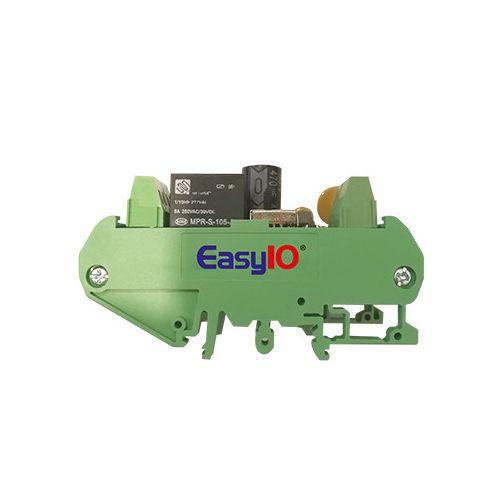 EASYIO-FR-02 - EasyIO Relay Module, 1 AI Converts to 2 DO