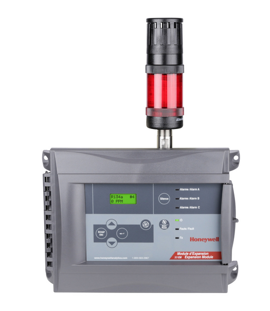 Honeywell Analytics  301-EM-US3 Gas Detection