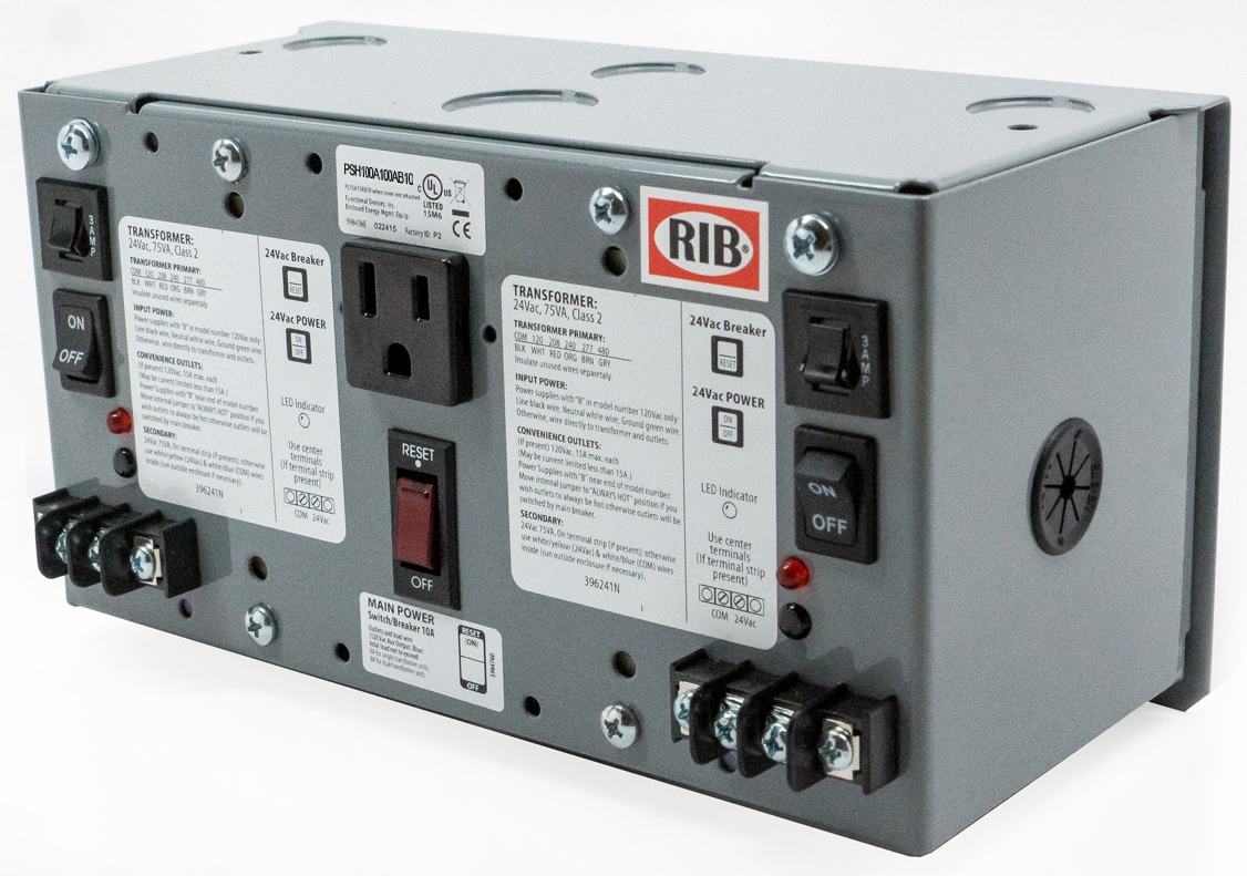 Power Supply - PSH100A100AB10