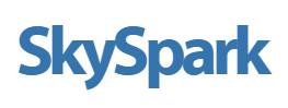 SkySpark Logo Analytics Software