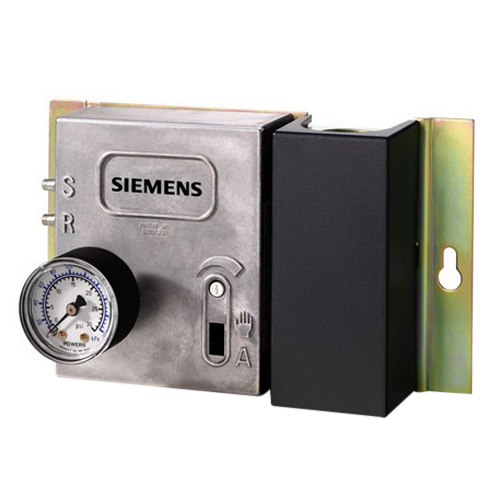 545-208 - Siemens Electronic-to-Pneumatic Transducer, Remote Mounting, 0 - 20 psig