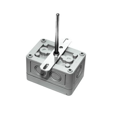 "A/CP-D-12""-4X -  aCI 12"" Duct Temp. Sensor 10K Type 2 NEMA 4X Box"