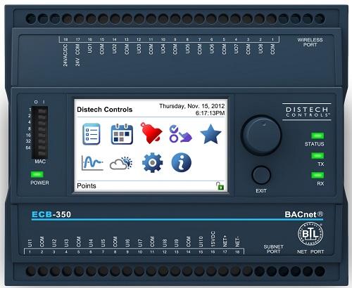 ECB-300 -  Distech Controls ECB-300 Programmable Controller, CDIB-300X-00