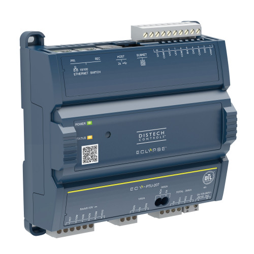 ECY-PTU-208 - Distech Controls CDIY-PTU208-SI-00 (SI) Unit Controller