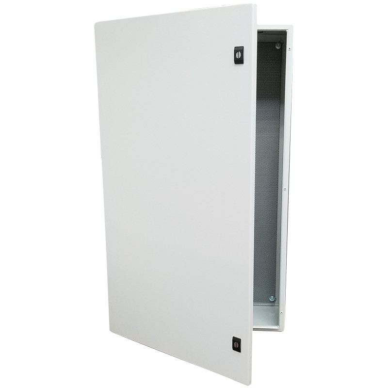 C-ONEBOX392410P - Kele Multi-Rated NEMA 4 Enclosure, 39.4x23.6x9.8 with Perforated Panel (LARGE)