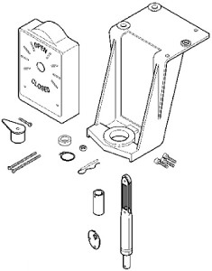 "AV-395 - Schneider Electric Valve Linkage Kit, 150 lb Stem Force, for 2-1/2 to 4"" Valves"