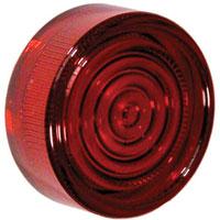 APW1LU-R - Idec Tw Lens Pl Round Flush Red