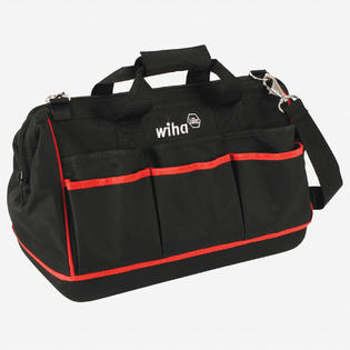 91253 - Wiha Heavy Duty Canvas Tool Bag, 12 Pocket