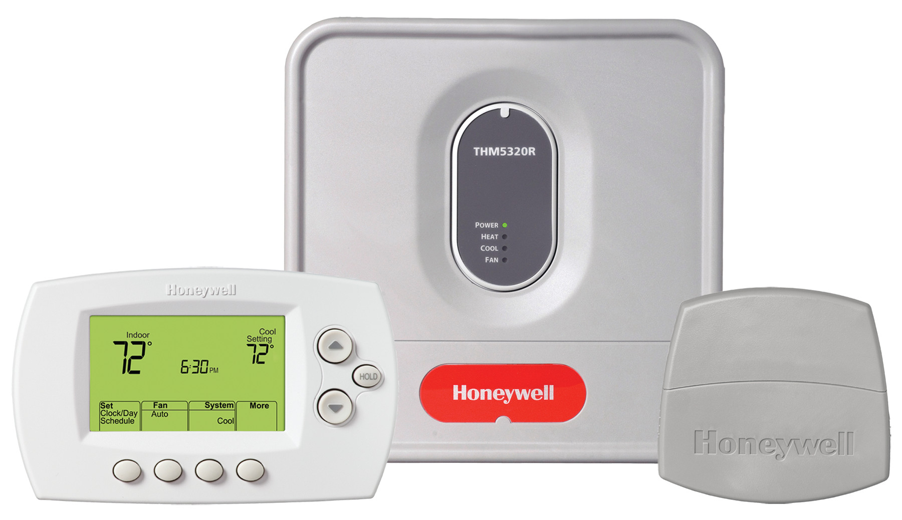 YTH6320R1001 - Honeywell Programmable Wireless FocusPRO Kit