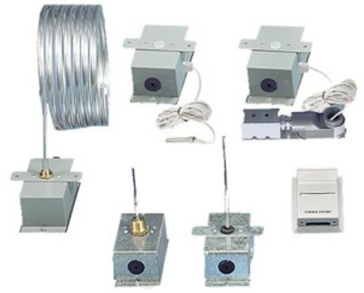 TE-213-A-1-C-6 - MAMAC Space Temp Transmitter, 24VDC,0-10VDC, 0-250F