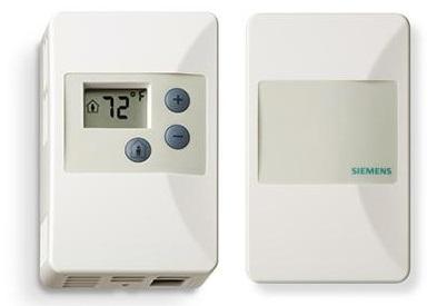 QAA22SS.EWSN - Siemens Room Unit - Room Temperature Sensor, 0-10 VOLT, SL