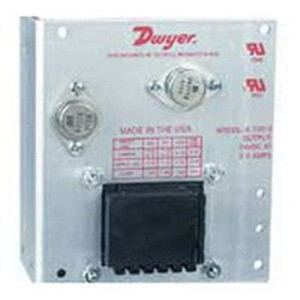 A-700 - Dwyer Power Supply, 0.5A, 100/120/220/230-240VAC Input, 24-29VDC Output