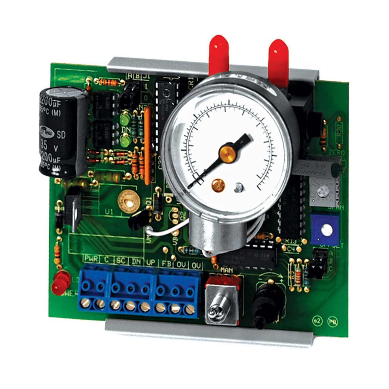 ACI EFP Series EFP2 Pneumatic Transducer
