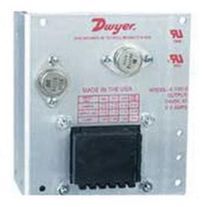 A-700-2 - Dwyer Power Supply, 2A, 100/120/220/230-240VAC Input, 24-29VDC Output