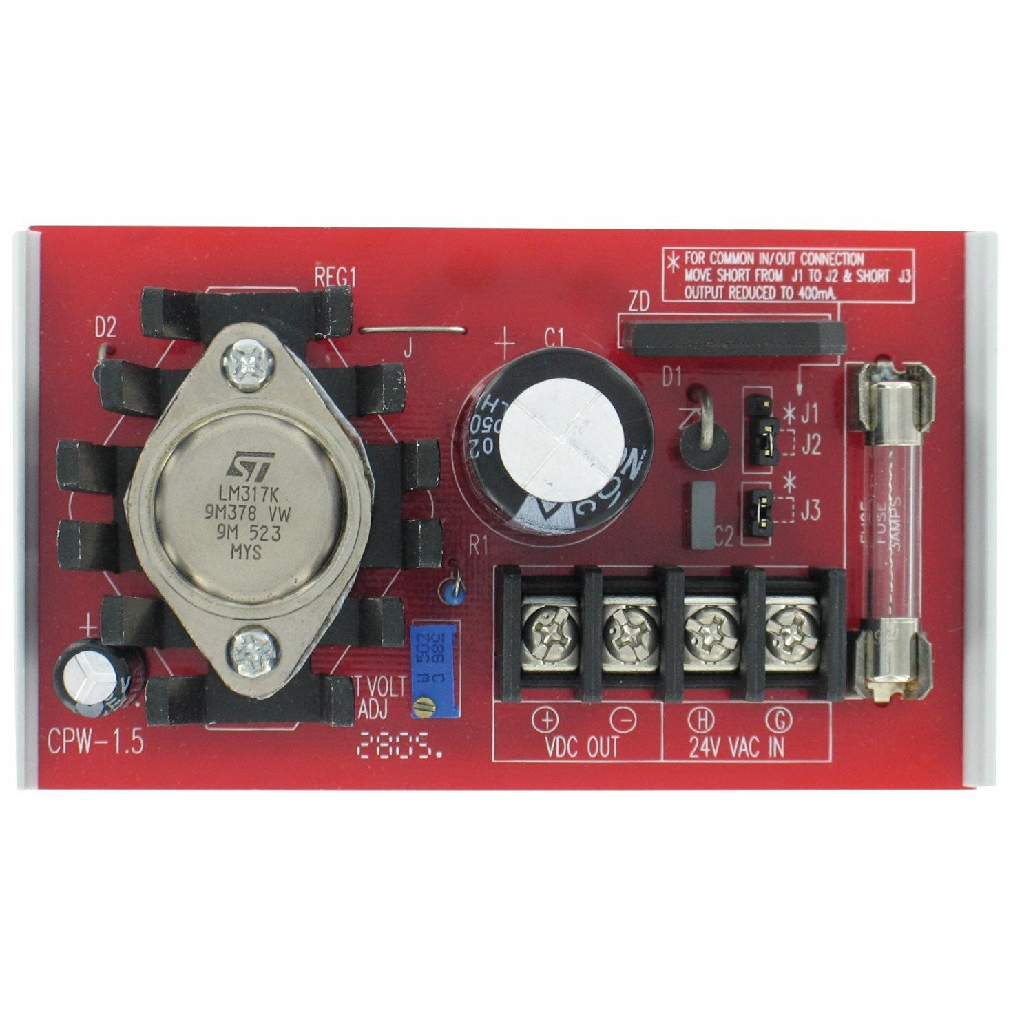 Dwyer BPS Series  BPS-015 Power Supply