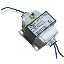 APT-100-1DB - Dwyer AC Power Transformer, Dual Hub, 120VAC Input, 100 VA, With Circuit Breaker