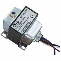 APT-100-1SB - Dwyer AC Power Transformer, Single Hub, 120VAC Input, 100 VA, With Circuit Breaker