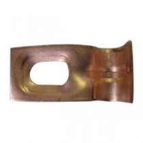 "M-622 - Schneider Electric Barber Colman Tube Clamp, 1/4"", Copper"