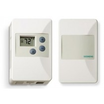 QAA2212.EWNN - Siemens Room Temperature Sensor, 1K Ohm Pt(385), Blank Frnt, No Logo