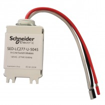 SED-LC277-U-5045 - Schneider Electric Load Controller, 120-277 VAC, Manual or Automatic On/Off