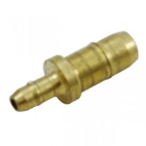 "B-261 - Schneider Electric Coupling, Brass, 1/4"" x 5/32"""