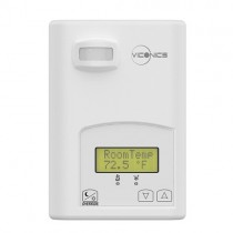 VT7200C5031P - Schneider Electric Viconics Wireless Zone Controller, Floating Output (PIR Ready)