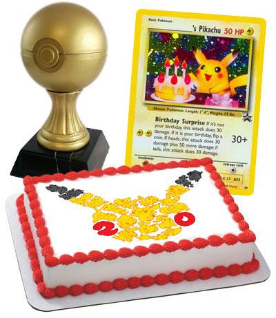Pokemon 20th Anniversary Celebration!