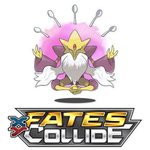 Pokemon XY Fates Collide 3 Box STANDARD Tournament @ Maitland | Florida | United States