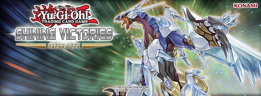 Yu-Gi-Oh Shining Victories Sneak Peek!