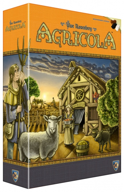 Agricola Demo Day!