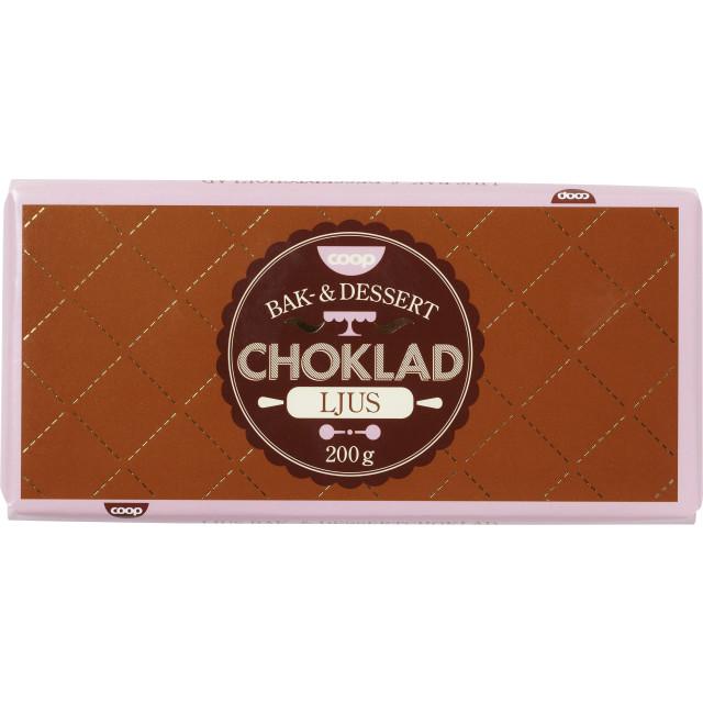 Choklad Ljus