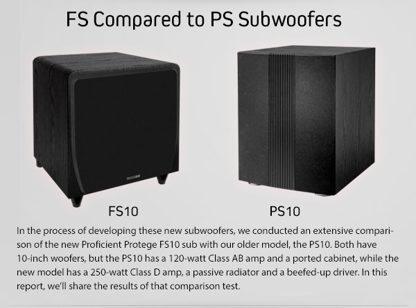 FS10 vs PS10