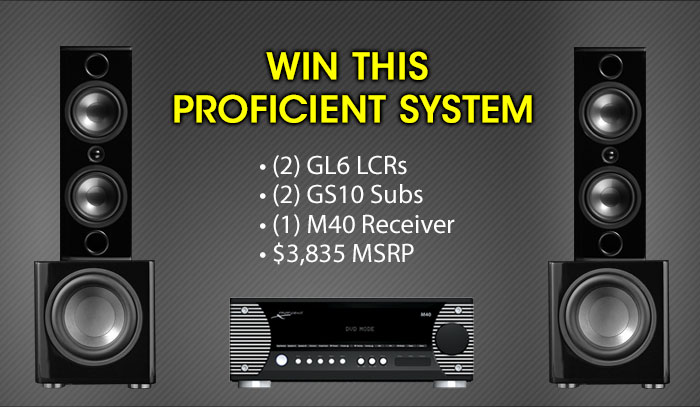 Have a chance to win this Proficient System!
