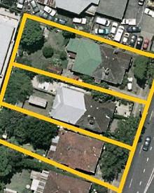 38, 40 & 42 Leicester Avenue STRATHFIELD NSW 2135