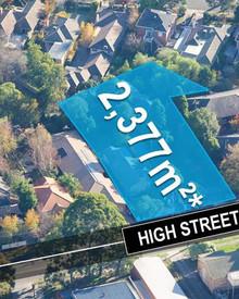 831-835 High Street KEW EAST VIC 3102
