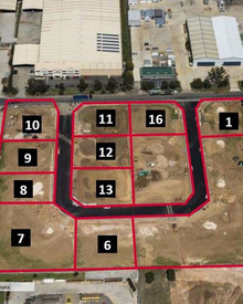 Lots 1, 6-13 & 16 Cox Place GLENDENNING NSW 2761