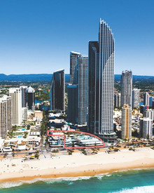 4 The Esplanade SURFERS PARADISE QLD 4217