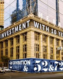 2 Exhibition Street, 52 & 72 Flinders Street MELBOURNE VIC 3000
