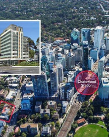 660 Pacific Highway CHATSWOOD NSW 2067