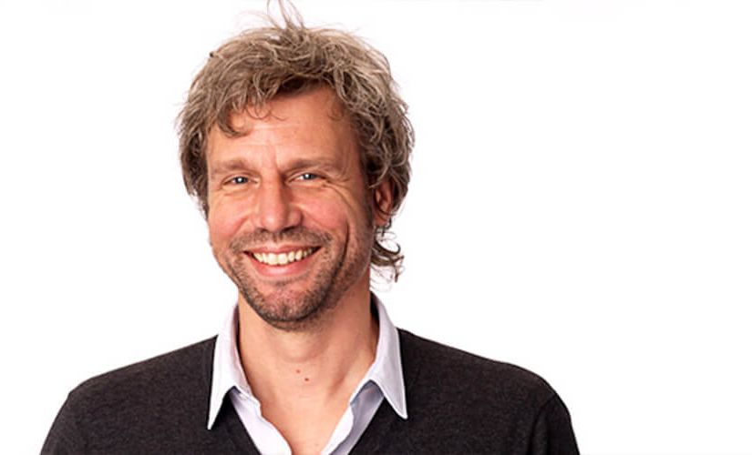 An interview with Tom Dorresteijn, CEO of Studio Dumbar