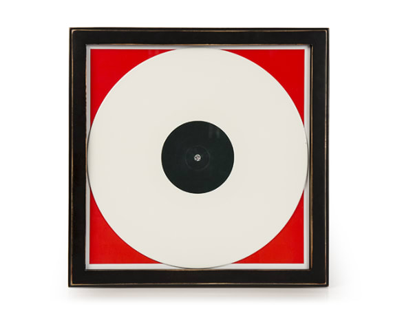 WOOD RECORD FRAME