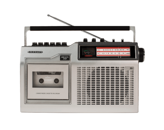 CT200 CASSETTE PLAYER